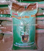 earthquake-resistance concrete soil mix expanded clay pellets for construction
