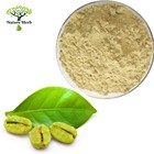 Green Coffee Bean Extract Chlorogenic Acid 99% Green Coffee Bean Powder Extract