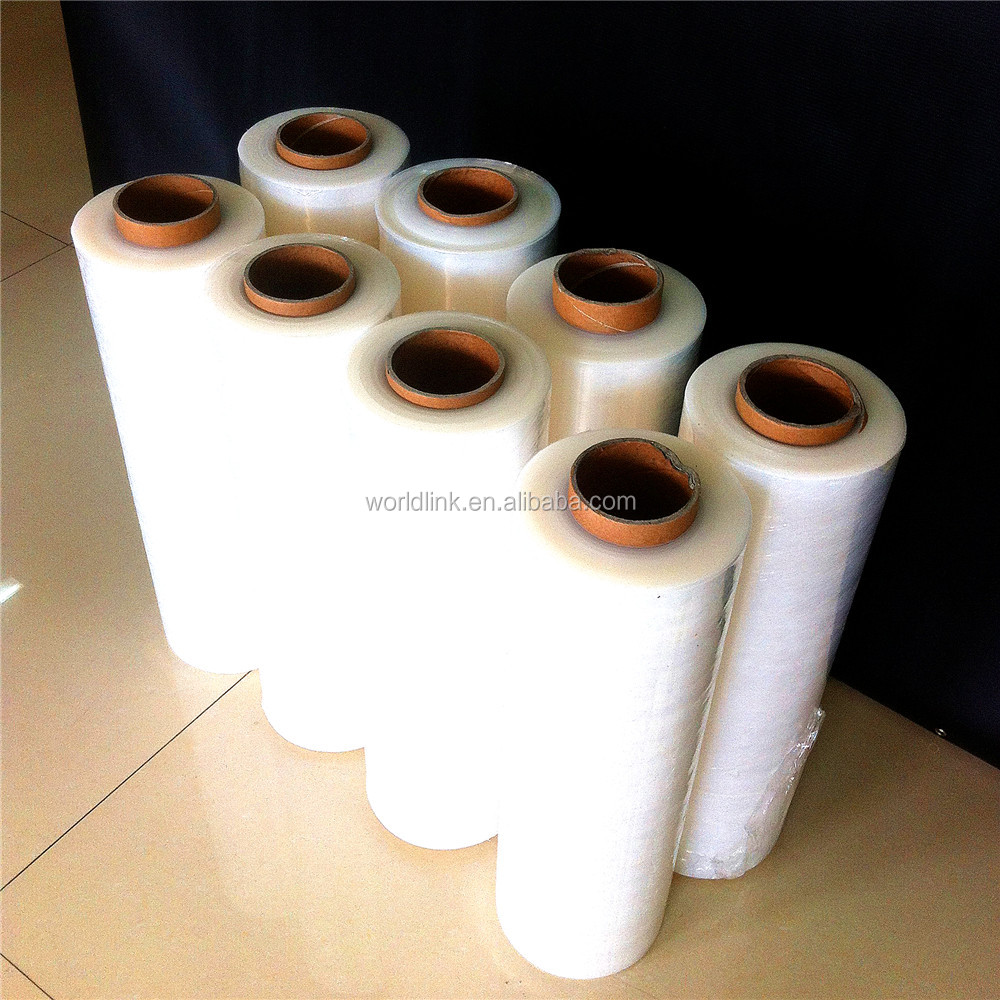 Different Specifications Transparent Stretch Packing Film