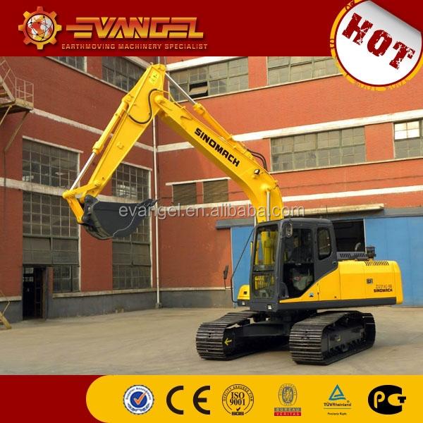 360 Excavator Operator Jobs China Top Brand Sinomach Excavator ...
