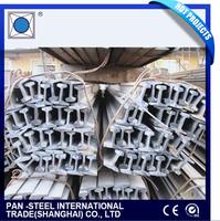 38KG used steel rail track rail railway for sale