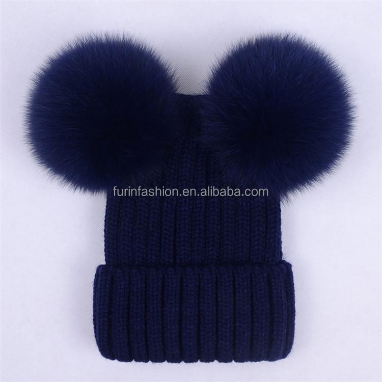 9cecb89ec498b China Fur Ball Cap