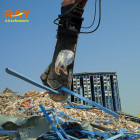 hydraulic excavator shears for concrete,excavator shear