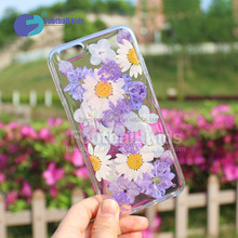 Free sample transparent UV flating painting back plastic case for iphone 6 custom tpu case for iphone 6
