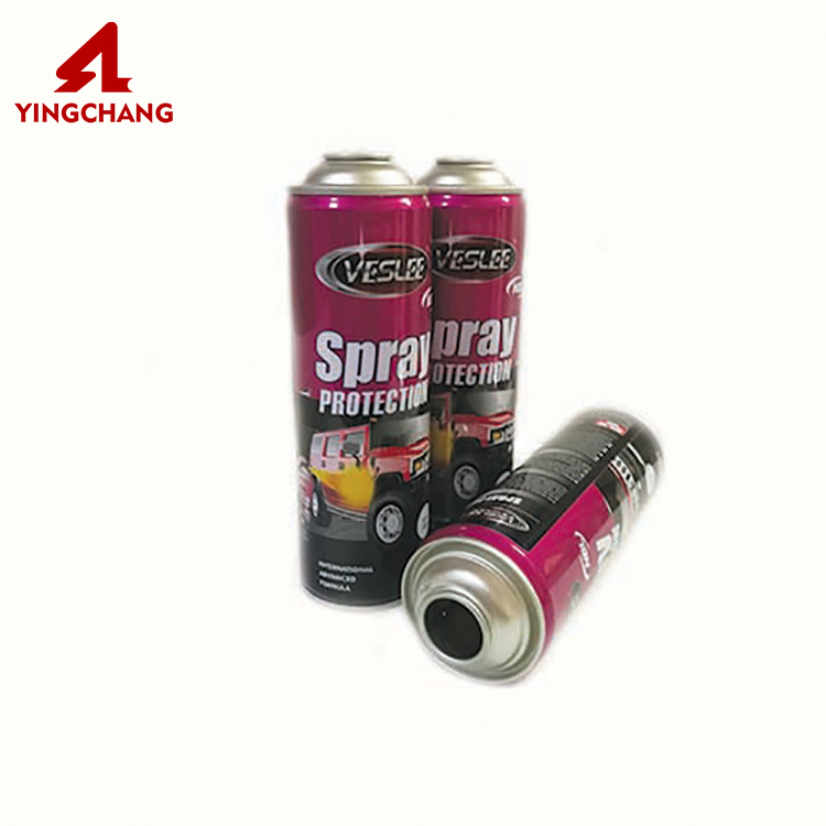 Più nuovo car care banda stagnata aerosol vernice spray in grado di riempimento