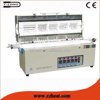 Multi Heating Zones Auto Temperature Control Cvd Tube Furnace ...