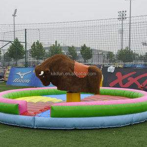 Factory HOT inflatable mechanical bul price, mechanical rodeo bull riding for sale