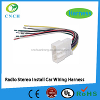 Radio Stereo Install Car Wiring Harness