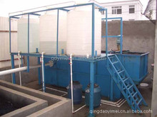 Textile Sewage Treatment Plant/A.O Biological Wastewater Treatment Porject For Fabric Dyeing Water/WWPT Plant