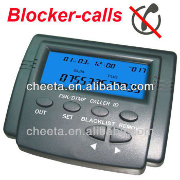 call blocker with Manual de uso for nuisance calls