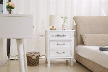 High Quality Modern Bedroom Wooden Beside Table