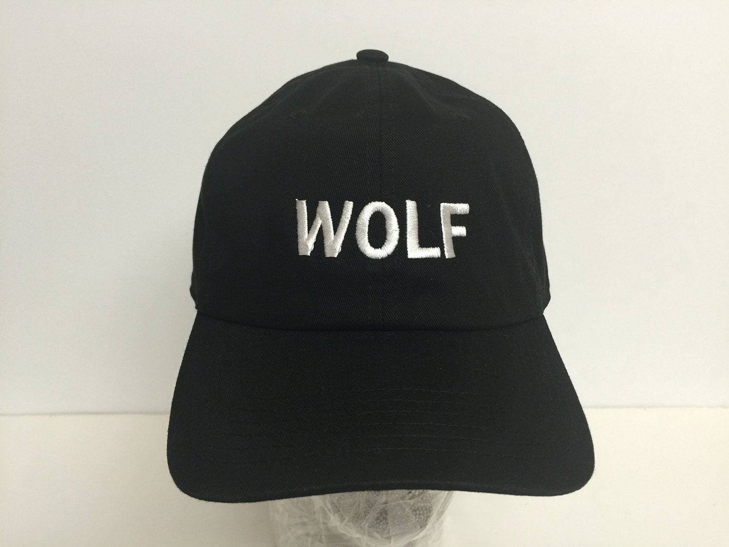 110efea02d4fd9 Wolf Odd future Gang Tyler The Creator Unstructured Adjustable Hat. 13.99. OFWGKTA  Odd Future Golf Wang ...