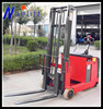 Wholesale product 3.5m lifting height 1 ton capacity kalmar reach stacker electric pallet stacker