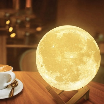 2018 New Products Craft Unique Gift Ideas Led Levitating Moonlight Ball  Lamp Magnetic Female Plant Family Gift Items Box White - Buy Religious