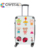 Customized Design 100% pure PC Hardshell Trolley Luggage ABS+PC Travel Case/Polycarbonate trolley luggage