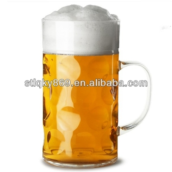 Paulaner 1 Tasse Et Litre Tasse 1l Fabriqué Chine Grand Buy De Munchen tasses Verre Tasses En Bière odxBerC