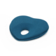 Heart Shape Sponge Newborn Infant Head Support Cushion Organic Children Flat Memory Foam Baby Head Shaping Pillow