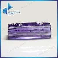 Rough Material Uncut Cubic Zirconia Rough Gemstone