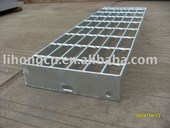 Steel Stair Tread , Steel Step, Industrial Ladder