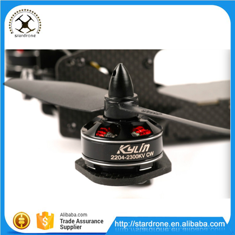 kylin250 CW/CCW 2204 2300KV Brushless Motor for FPV Mini Quadcopter