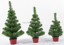 xibao brand New products Mini christmas tree decoration best prices on artificial christmas trees