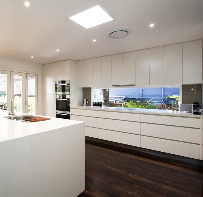 2 Pac Lacquer Innovative Kitchen Cabinet Design Kitche Equipment ...
