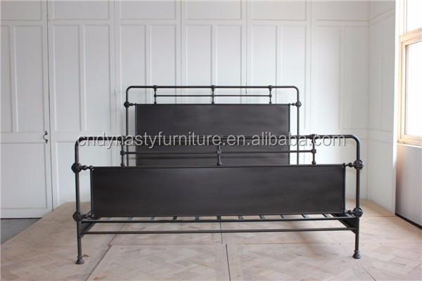 Industriele Meubels Vintage.Vintage Industriele Meubels Doel Metalen Bed Frame Dubbele Bed Buy