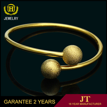 18k gold plated gold bangles designs