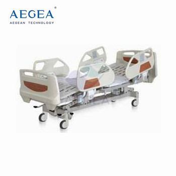 Healthcare five functions treatment patient examination adjustable icu electric hospital beds