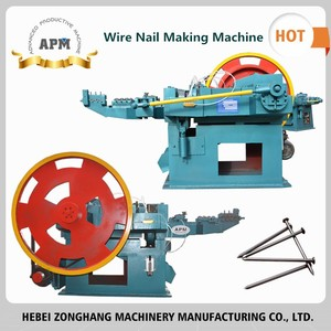 APM Best Price machine to manufacture screws nails with best price