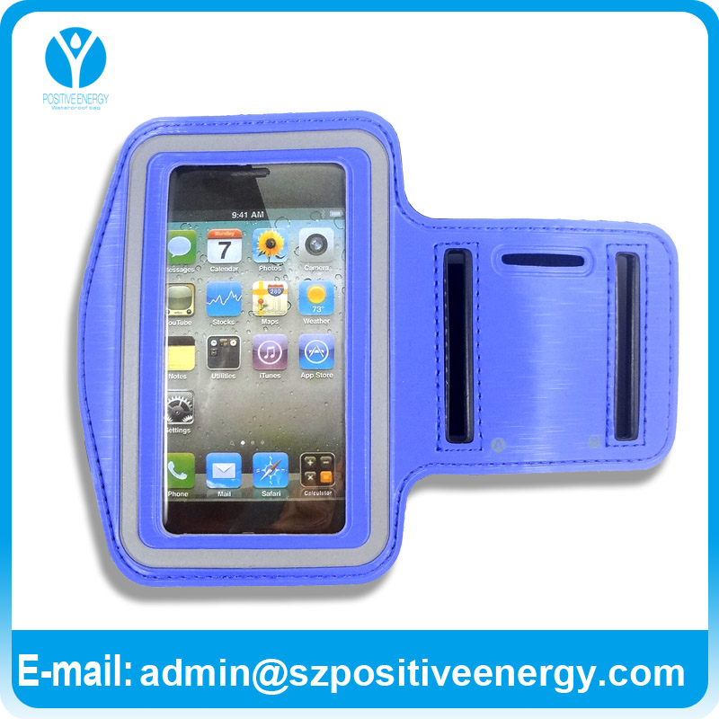 New design waterproof sport arm band case for ipod