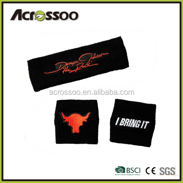 Embroidery Wrist Sweatband, Embroidery Wrist Sweatband Suppliers and  Manufacturers at Alibaba.com