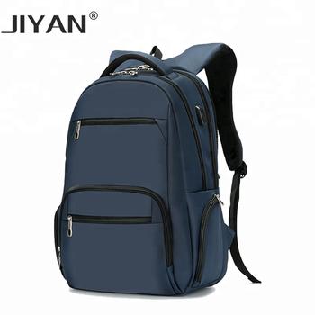 6d2b1f5e3059 Wholesale Custom Laptop Backpack Bag With Usb Port Customs Data ...