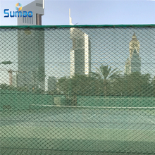 China manufacturer tennis court basketball fence netting