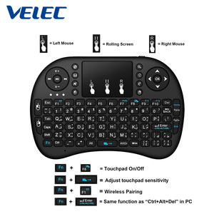 2 4g Rii Mini I8 Wireless Keyboard, 2 4g Rii Mini I8