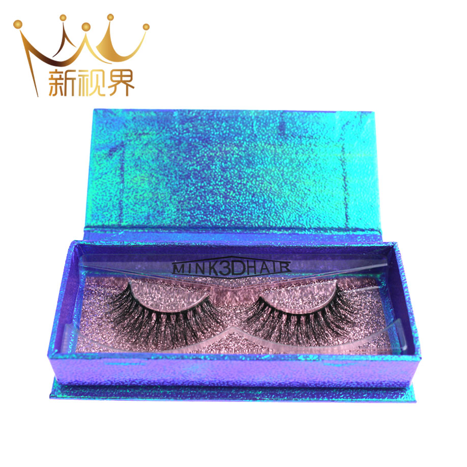 Wholesale Fashion 100% Hand Made Premium siberian 3D Mink Fur eyelashes accept false lashes custom packaging and brand