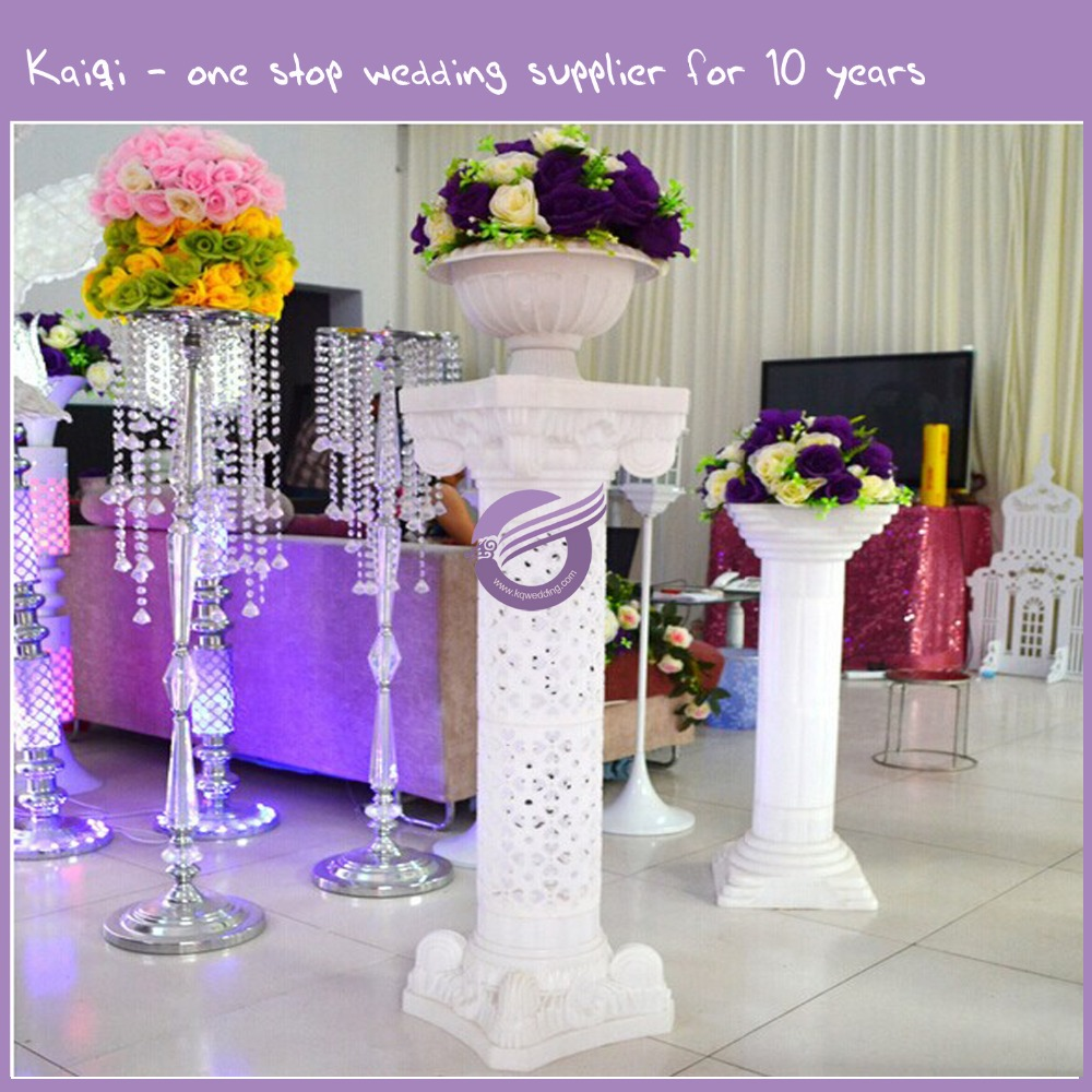 Decorating Columns For Wedding. Simple Decorating Columns For ...