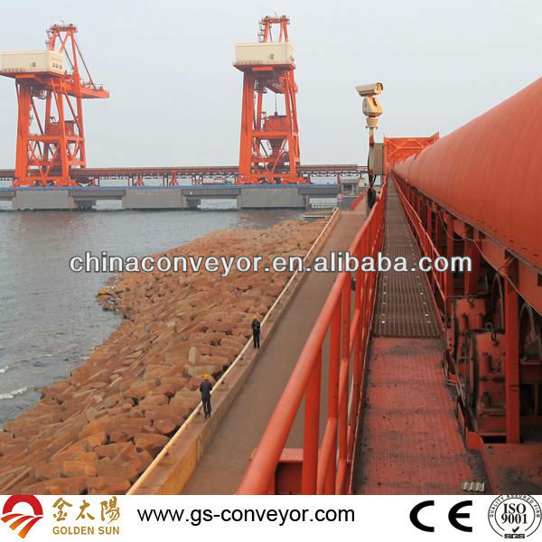Cement conveyor equipment used in building construction