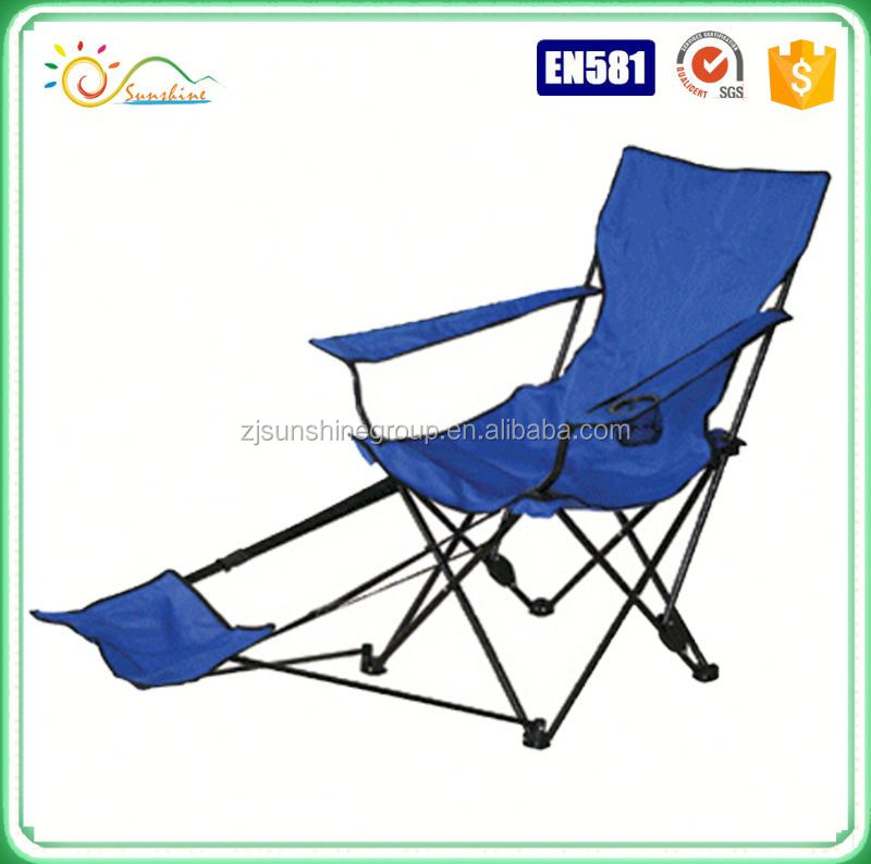 High strength and light weight for outdoor picnic leisure folding beach chair with sun shade