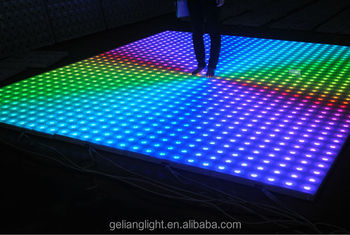 Hot Selling Light Up Illuminated Disco Concert Stage Led