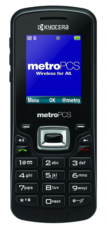 Kyocera Presto Prepaid Phone (MetroPCS)