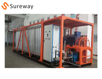 Mobile Filling Station Liquid Oxygen Gas Filling Skid