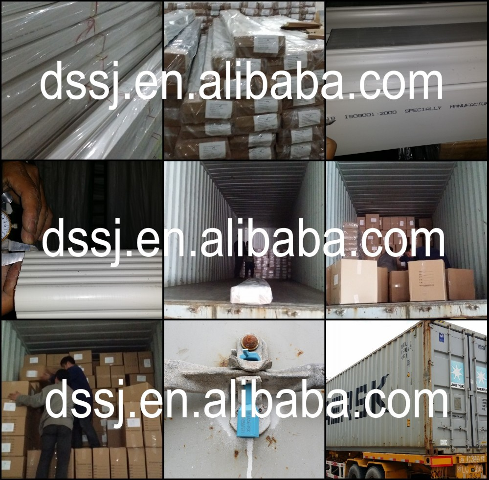 Pvc Roof Drain Building Materials Type Roof Gutter