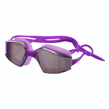 hot selling high quality adult anti fog swimming goggles wholesale