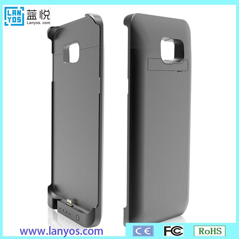 4200mAH smart mobile phone power case for Samsung Galaxy