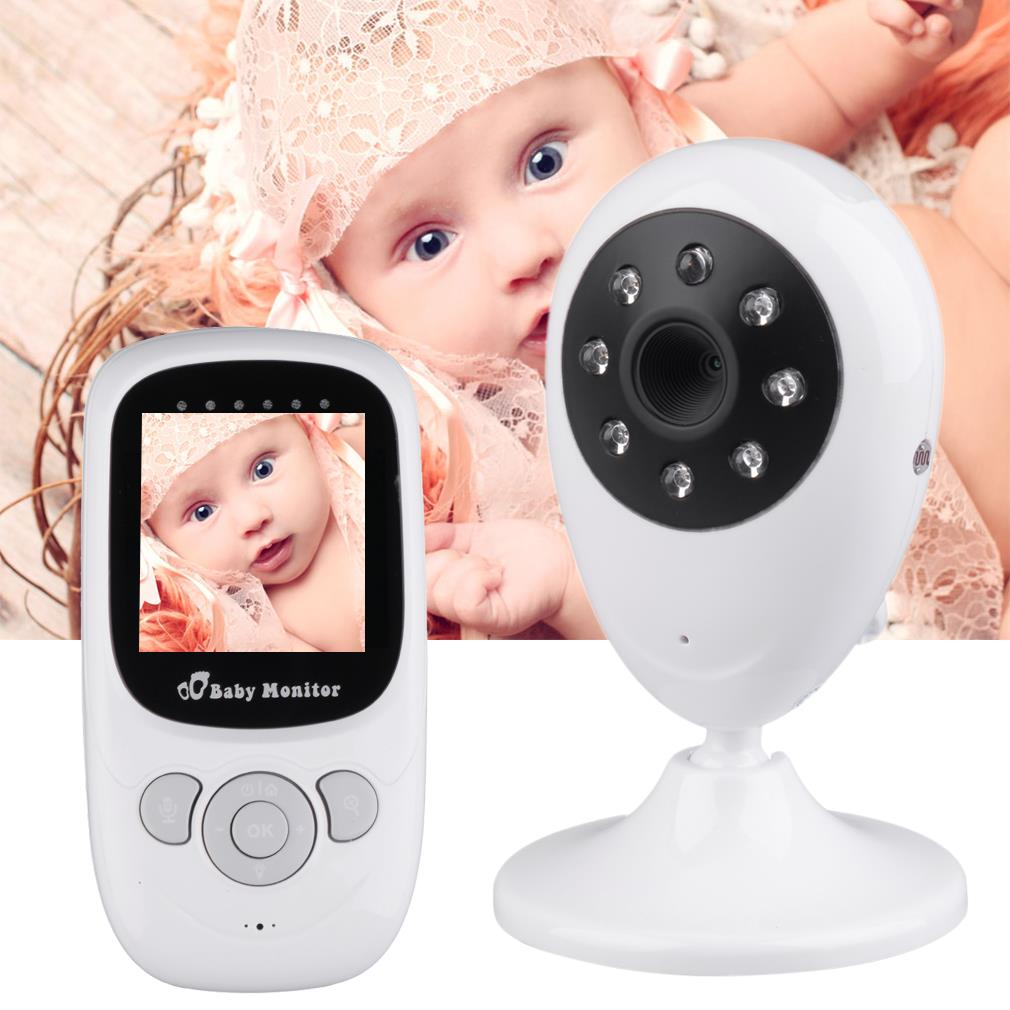 Wireless Video Baby Monitor Security Camera 2 4GHz Wireless Digital LCD Color Baby Monitor Camera Melody