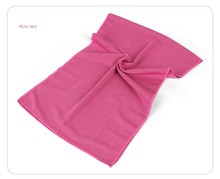 China cheap outdoor summer cooling towel for sports