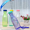 Wenshan Plastic Soda Bottles Sports Sealed Water Bottle BPA free