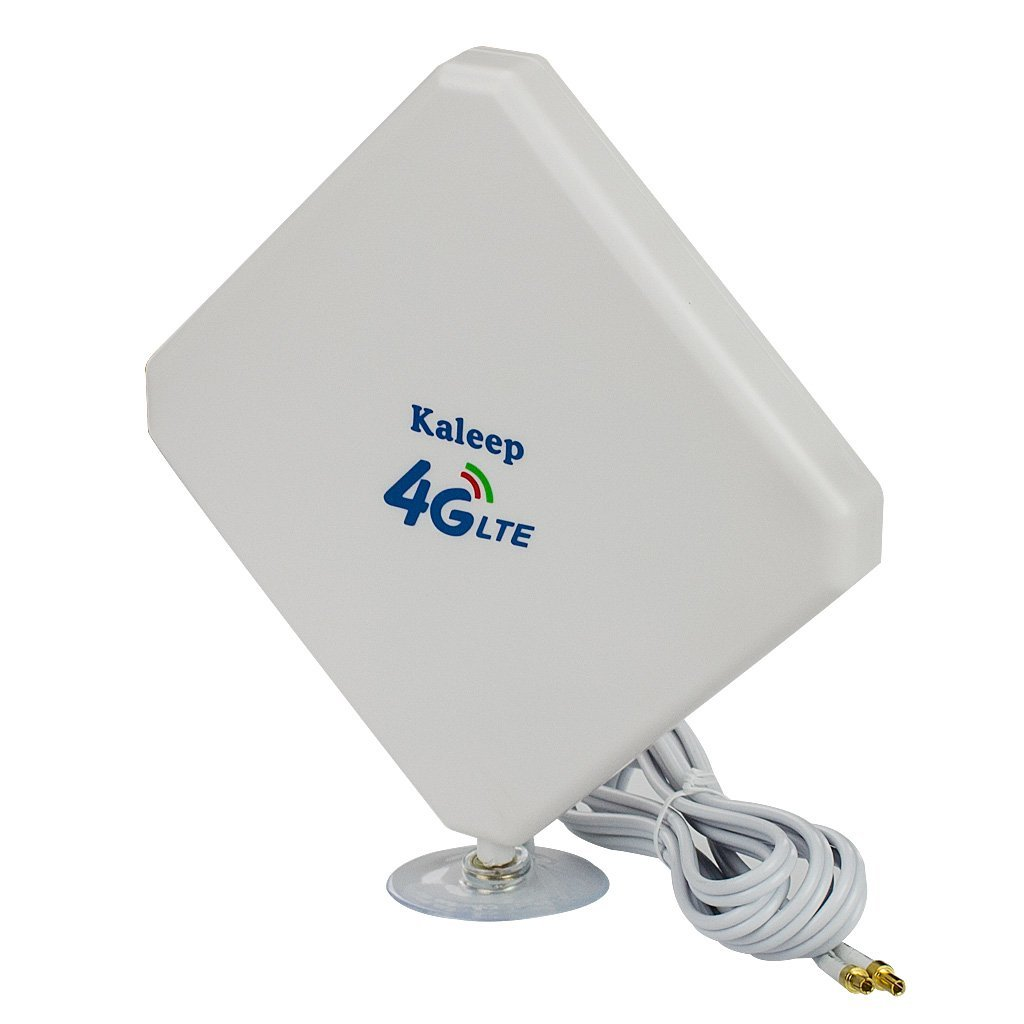 Kaleep TS9 3G 4G LTE Antenna with Foot HUAWEI E586 E5332 E5776 E392 E589 E398 E8278 35dbi 3G 4G LTE Mobile 35dBi Broadband Antenna Booster Signal Amplifier TS9