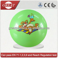 Best Factory New Promotional Soft PVC/Rubber Magnetic hanging ball pen